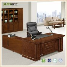 Simple design wooden Wooden High End Office Table Furniture Description Desk