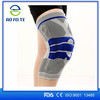 Aofeite Factory Price Crashproof Antislip Basketball Sports Long Sleeve Leg Knee Pad Protector