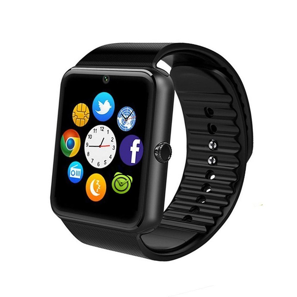 2017 Newest Android Bluetooth Smartwatch Hot Gt08 Smart Watch Phone With Camera