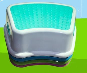 Kids plastic step stool bathroom/toilet anti-slip cartoonstep stool baby steakable step stool & Kids Plastic Step Stool Bathroom/toilet Anti-slip Cartoonstep ... islam-shia.org