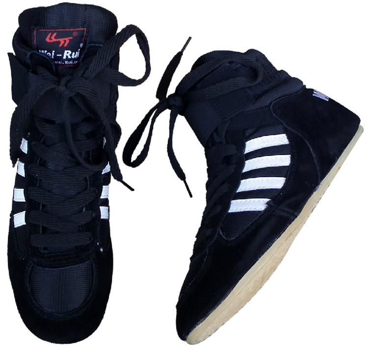 Kids Size  Wrestling Shoes Velcro