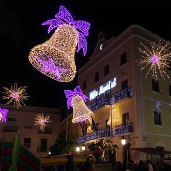 Outdoor Led Jingle Bells Lighting