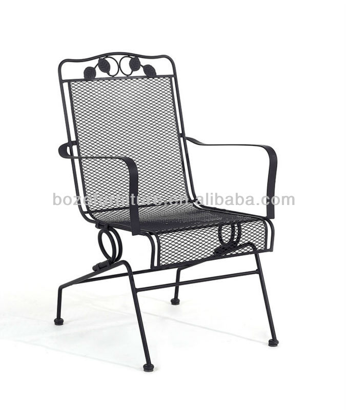 Metal Mesh Patio Furniture