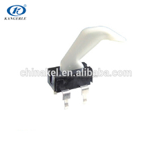 China New Design Popular screw 6pin on-on roller limit switch
