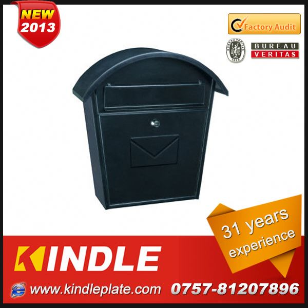 Kindle low cost commercial lockable customized outdoor letter boxes with 31 years experience