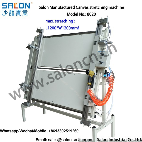Canvas Stretching Machine 1600mm For Oil Painting Photo Frame - Buy ...