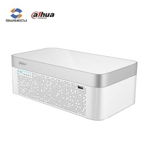 2018 New Dahua 4 Channel Penta-brid 4K Elegant 1U Digital Video Recorder HDCVI AHD TVI CVBS IP video input IoT & POS 4K 4CH XVR