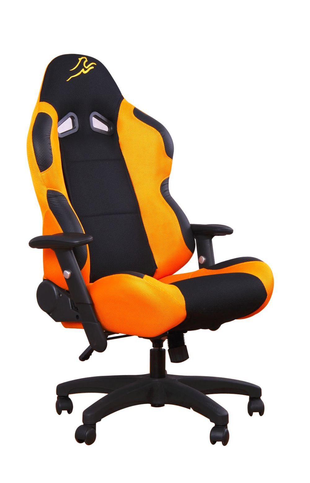 modern racing office chair ergonomic executive chair car seat style office chair fabric office. Black Bedroom Furniture Sets. Home Design Ideas