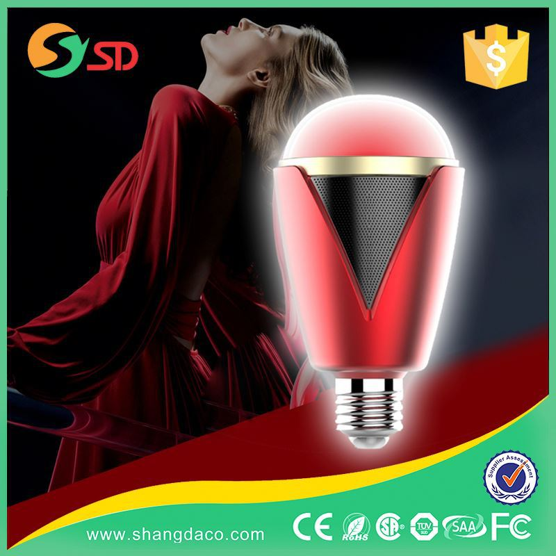 Home Party,Christmas, Stage Decoration Full Color RGB Auto Smart Ligh Bulb Smart Home For Discount Sale Lighting