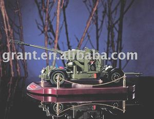 Home decoration cannon model