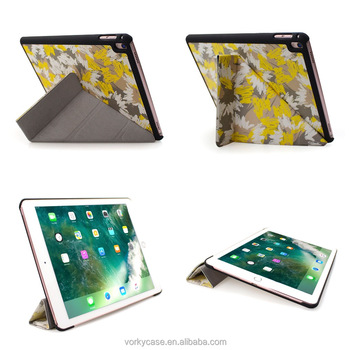 Pu Leather Case For Ipad Air 1 Origami With Digital Printingtto