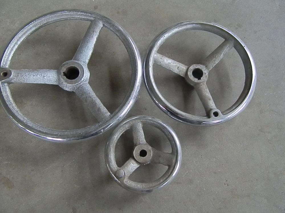 machine handwheels