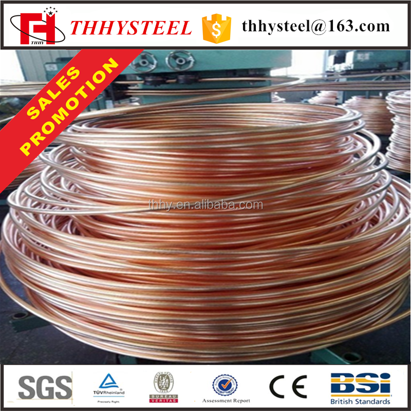 Trade assurance 20mm air conditioner copper pipe price in for Copper pipe cost