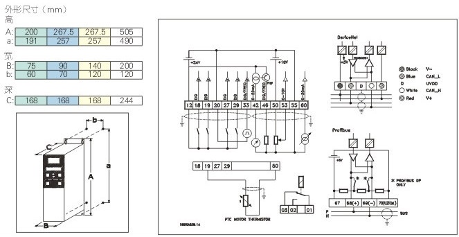 danfoss vfd wiring diagram   26 wiring diagram images