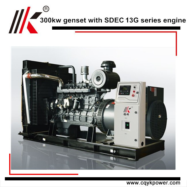 CHINA FACTORY 300KW PERMANENT MAGNET AC DIESEL GENERATOR FREE ENERGY GENERATOR INDIA PRICE