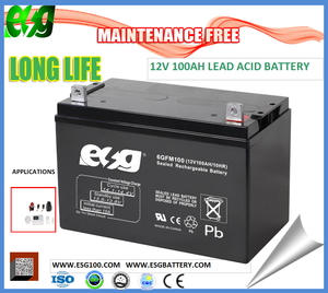 AGM 12v 100ah rocket battery solar lights smf genset battery agm accumulator battery