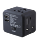Electrical Converter Universal Voltage Protector AC110-250V Power Plug ShenzhenTravel Adapter