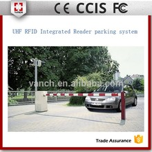RFID WiFi based Automatic Car Parking System With UHF Long Range Reader and Windshield Tags