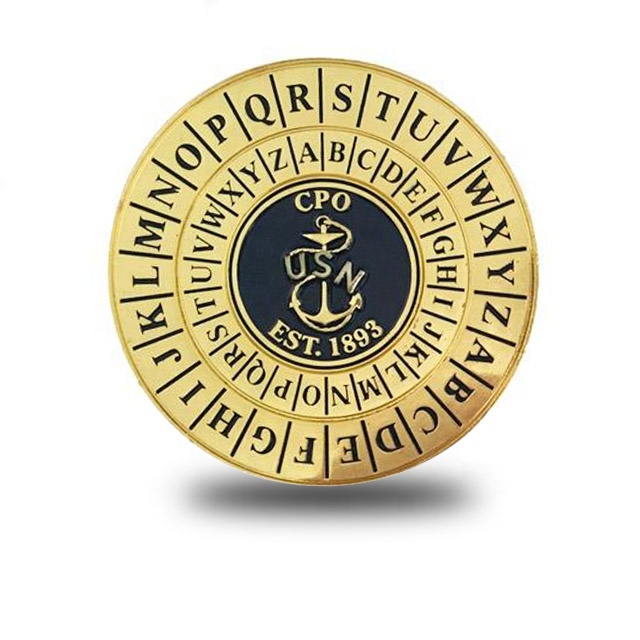 Factory price custom cheap decorative logo made brass <strong>metal</strong> round gold souvenir enamel challenge coins