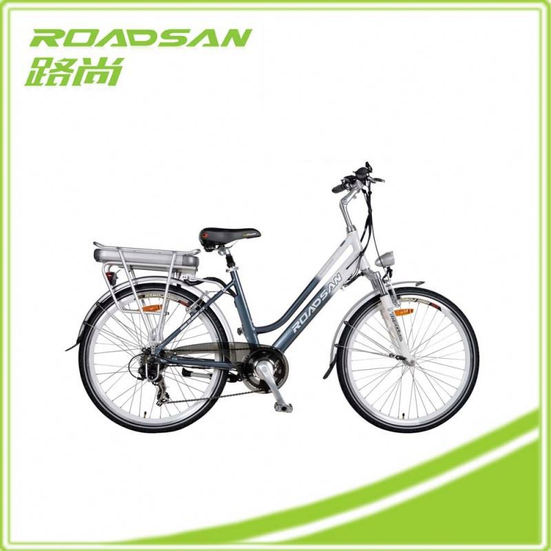 Children Electric Vehicles Bike Trial China