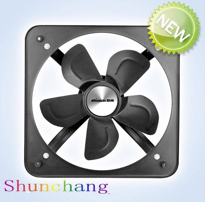 Large Industrial metal exhaust fan,square ventilation fan,heavy duty  ventilator, View large industrial exhaust fan, OEM Product Details from  Foshan