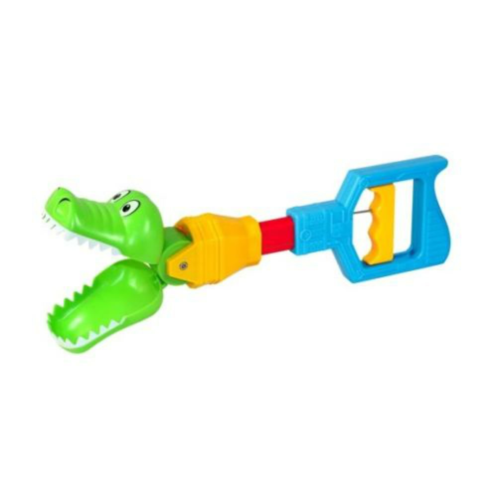Get Quotations · Kids Grabber Shark Alligator Claw or Dinosaur Fine Motor  Hand Toy (Alligator) a7358aef9a23