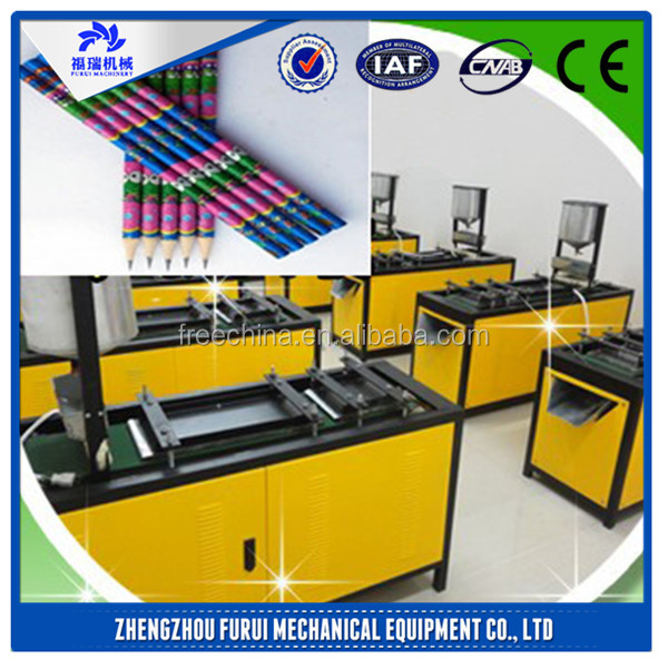 2015 CE APPROVED Pencil making machine/waste paper pencil making machine