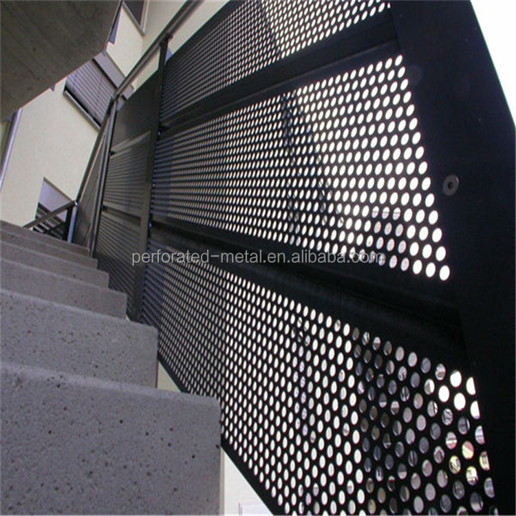 Perforated Mesh Type Perforated Metal Screen Door Mesh