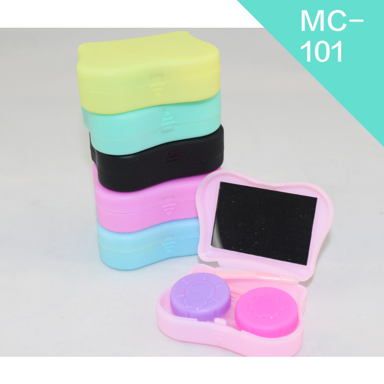 PP New Material Contact Lens Matte Box Mirror