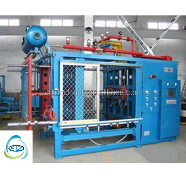 eps foam polystyrene moulding machine with high quality