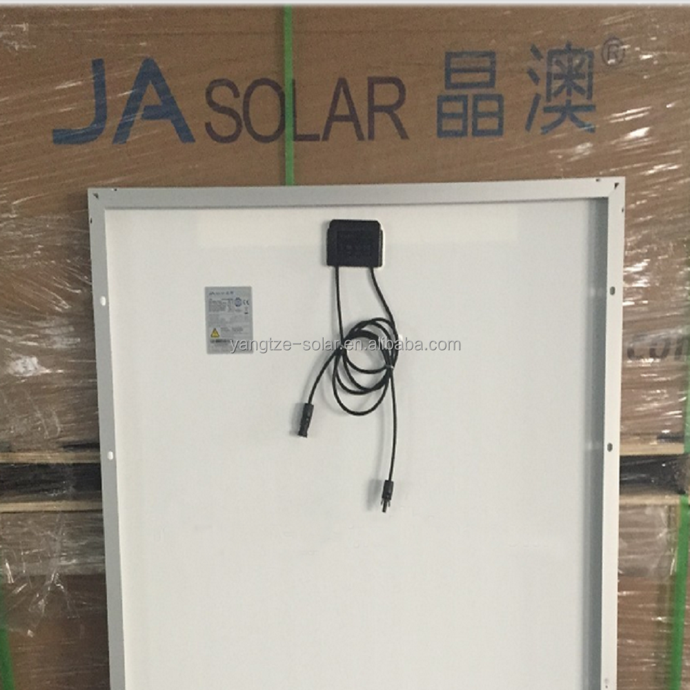 Tier1 pv ja solar 310 watt panels