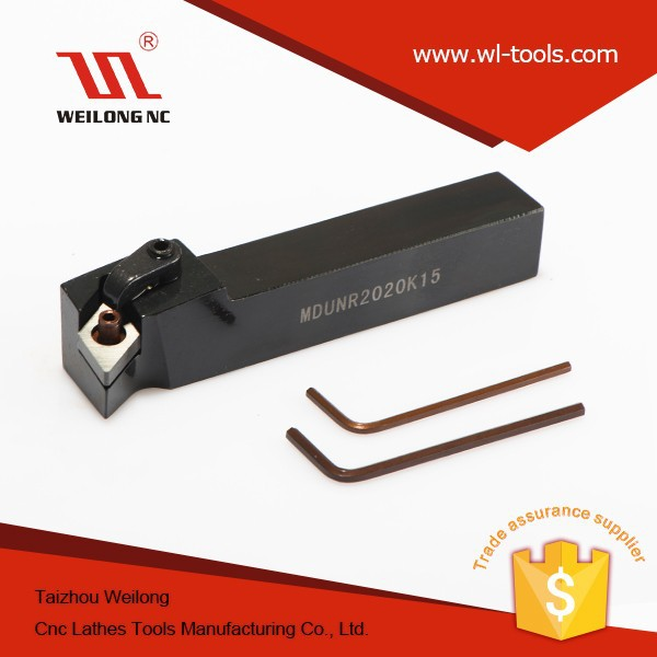 lathe parting tools turret black color cnc External turning tool