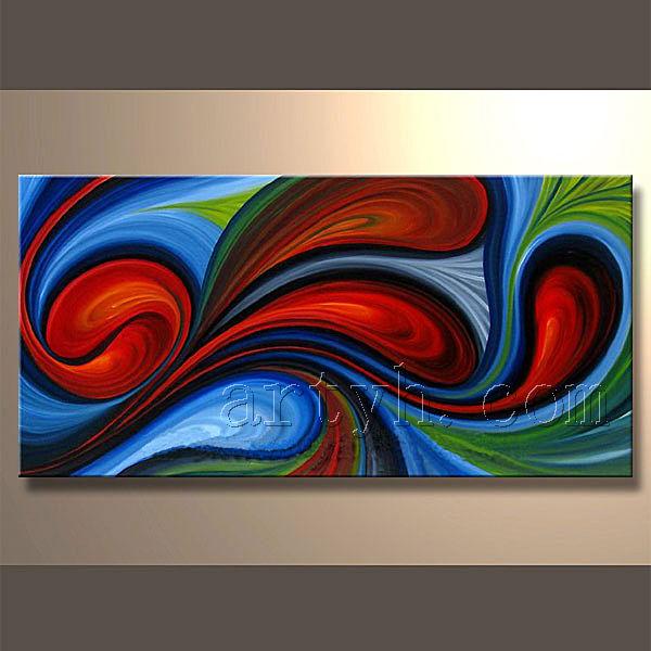 color fleur peinture l 39 huile abstraite peinture et calligraphie id de produit 500000041597. Black Bedroom Furniture Sets. Home Design Ideas