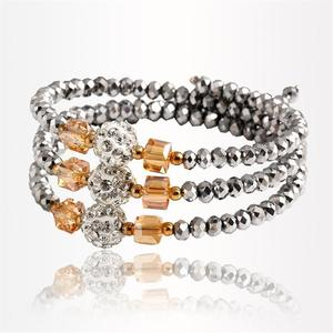 online shopping india chunky link rhinestone bracelet jewel one jewellery