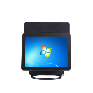 "china factory 15"" Intel Fanless I5 all-in-one PC pos all in one LB-W1-B MODLE"