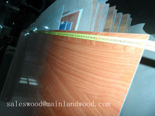 1300x2800mm wooden grain HPL/Decorative High-Pressure Laminates / Compact/washroom wall/toilet partition