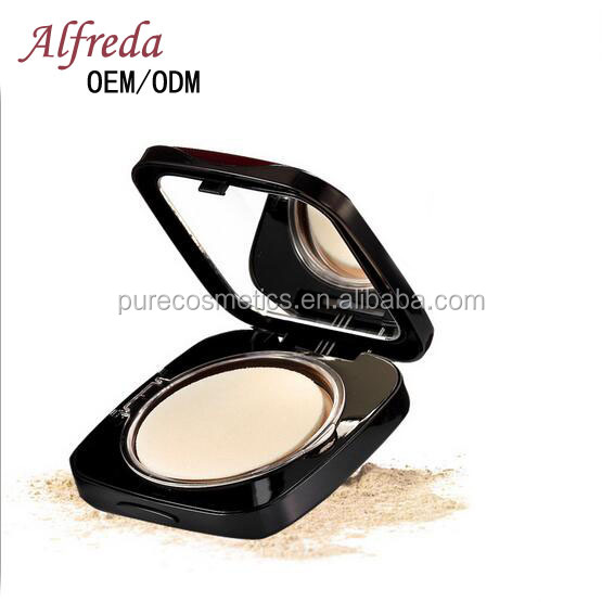 Private Label HD Studio Good Coverage Waterproof Makeup Compact Loose Powder