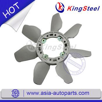 Plastic fan blade for motor 16361 0l020 buy plastic fan for Plastic fan blades for electric motors