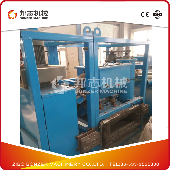 Used Vertical Shot Blasting Machinery for Tower Drum