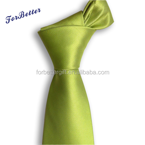 Customized Pattern Silk Knitted Neckties
