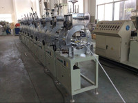 PS foamed picture frame production line/photo framing machine