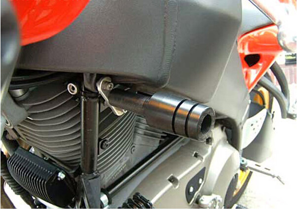 Motorcycle Spare Parts Pom Plastic Frame Slider For Buell Xb9 12r ...