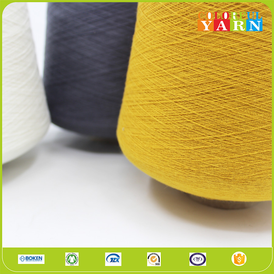 ne 30/1 100% pima cotton combed yarn