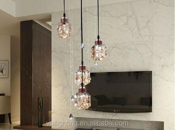 The Living Room Chandelier Ceiling