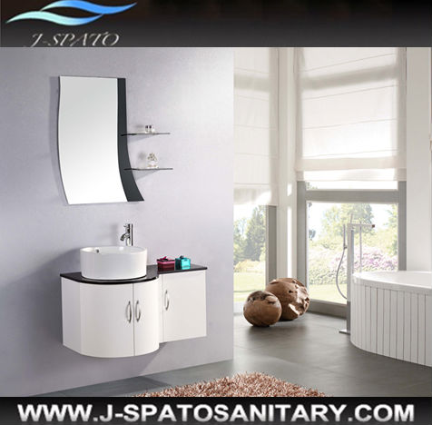 Modern home furniture from Hangzhou China bathroom vanity prices
