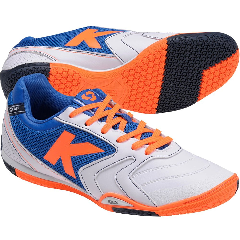 5953247fb Get Quotations · Kelme Mens K-Tecnica Indoor Soccer Shoes