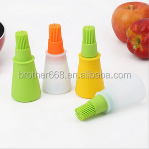 Heat Resistant Silicone Oil Brush for BBQ