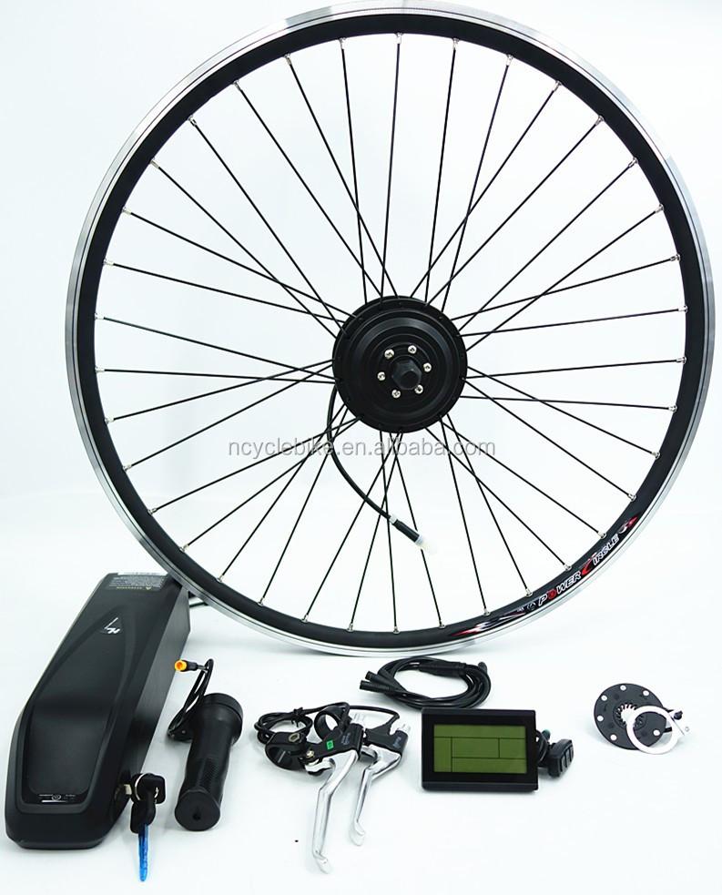Cheap 36v 10ah Battery E Bike Kit 250w Rear Wheel Electric Bike Kit