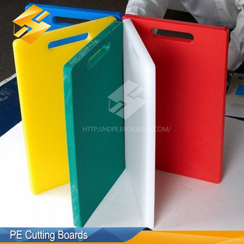 Professional Commercial Pe Chopping Board Cutting Boards Polyethylene