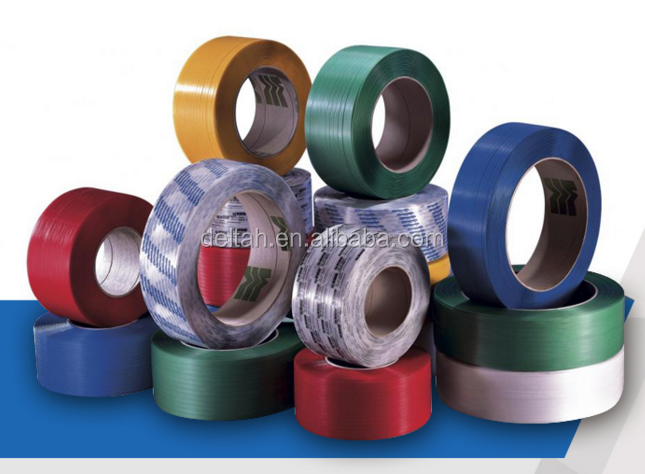Industrial high flexible PP strapping roll for carton sealing Winder